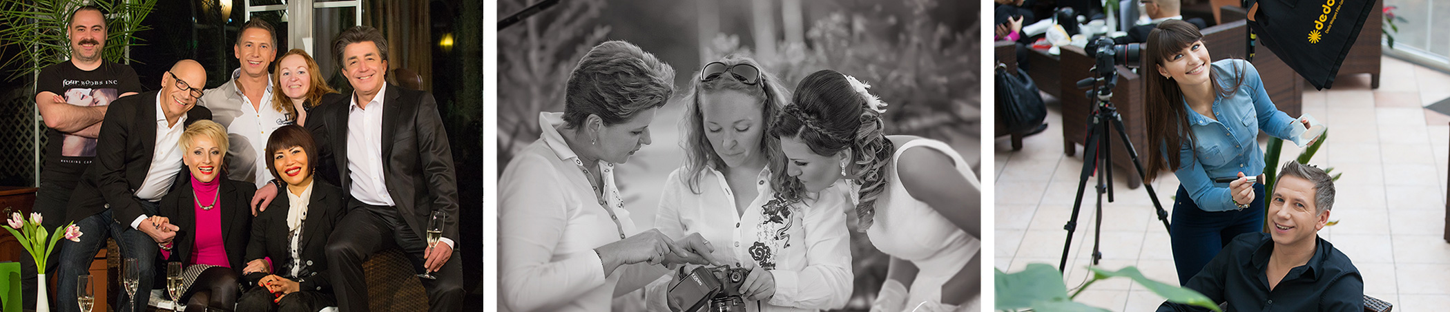 Tatjana Marintschuk & Team